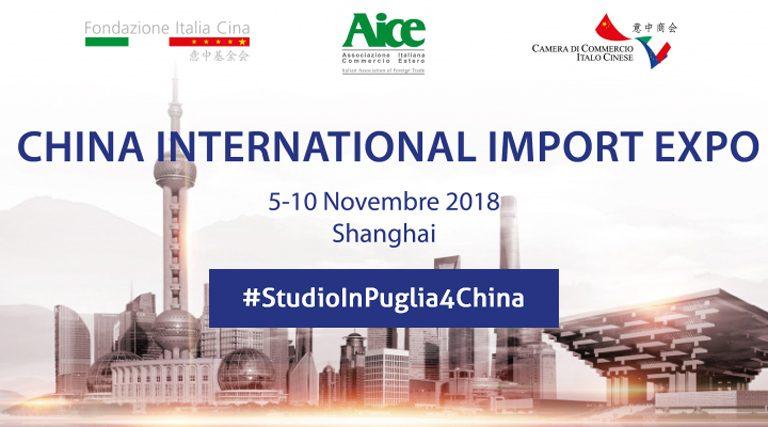 Selezionati i progetti per #StudioInPuglia4China